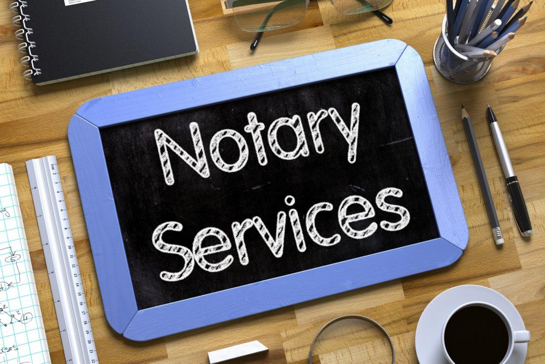 notary public bend oregon